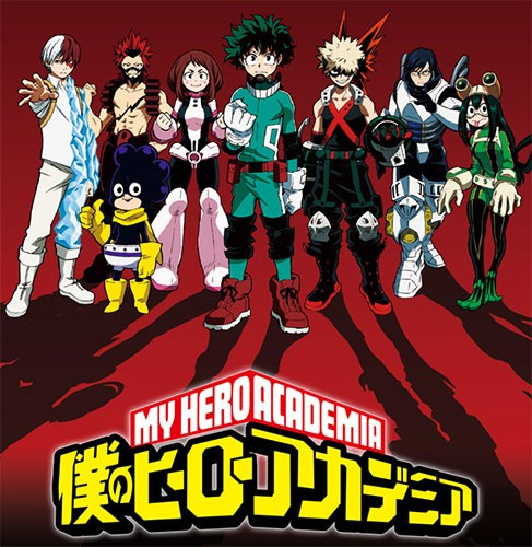 Boku no Hero Academia wallpaper