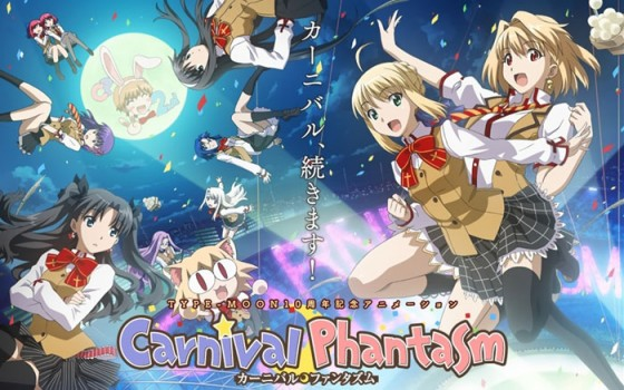 Carnival-Phantasm-wallpaper-700x435 Top 10 Crossover Anime [Best Recommendations]
