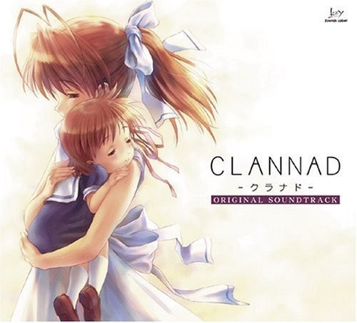 Clannad wallpaper CD