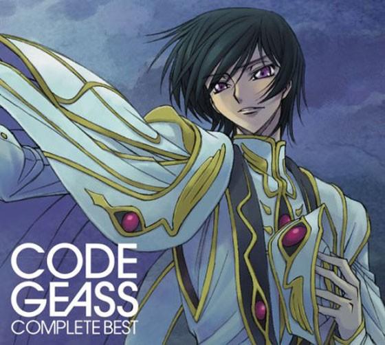 Code Geass Hangyaku no Lelouch wallpaper