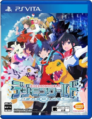 Digimon World Next Order PS VITA
