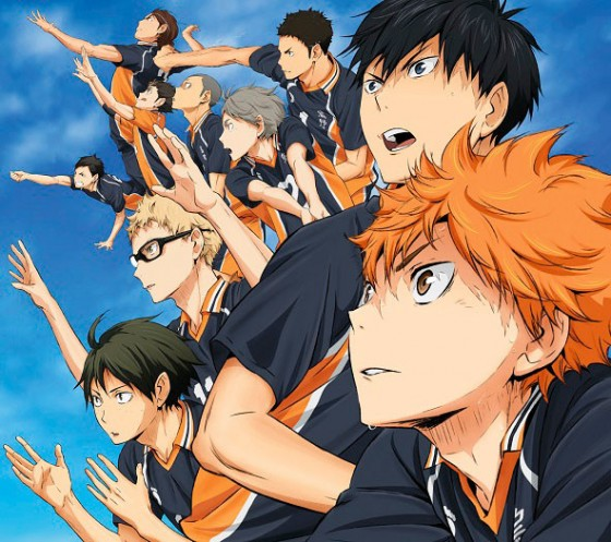 FLY HIGH!! Burnout Syndromes Haikyuu oricon