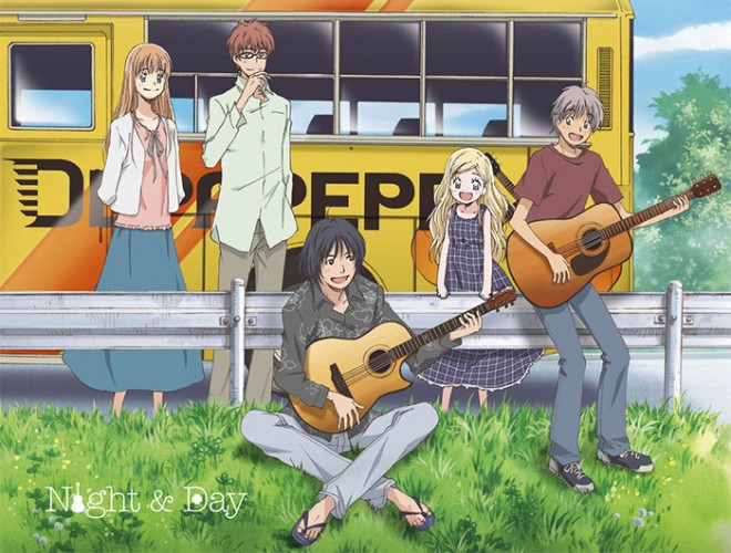 Hachimitsu-to-Clover-dvd-660x500 Top 10 Anime About Art [Best Recommendations]