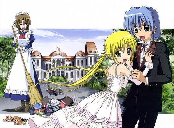 Hayate-Ayasaki-Hayate-no-Gotoku-wallpaper-560x412 Hayate No Gotoku! (Hayate the Combat Butler) Rushes Into Final Chapter!