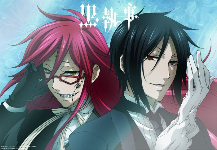 Kuroshitsuji Dvd 300x434 6 Anime Like Black Butler Updated Recommendations
