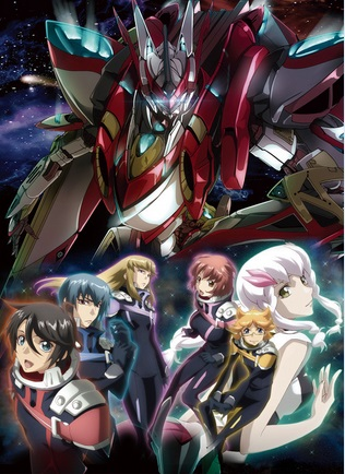 a popular 2013 space mecha anime is getting a new sequel epsiode and
