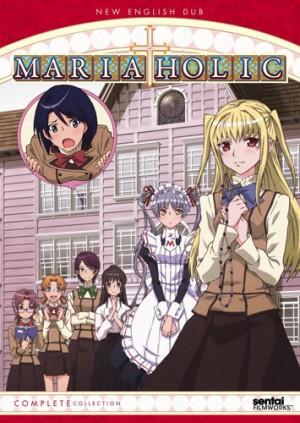 Maria Holic dvd