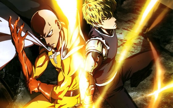 OPM 2 One Punch Man wallpaper