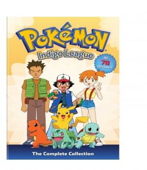 Pokemon dvd