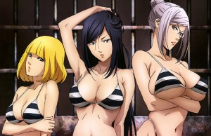 Los 10 personajes más sexis y cool de Prison School