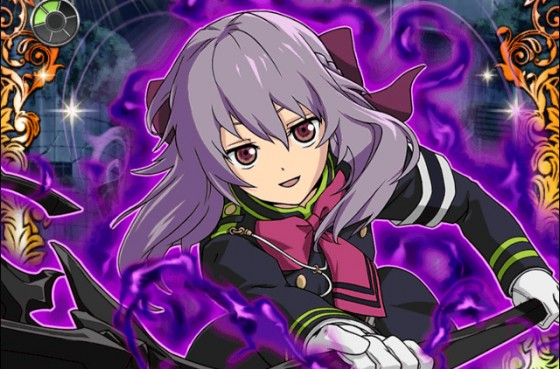 Shinoa Hiiragi wallpaper