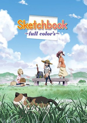 Sketchbook Full Color's dvd