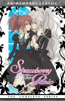 Strawberry Panic dvd