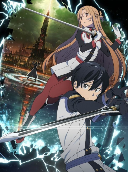 Sword-art-online-movie-2017-560x510 Sword Art Online Movie Key Visual and Character Designs Released!!