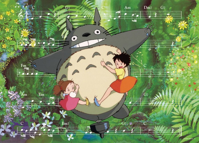 Tonari no Totoro (My Neighbor Totoro) wallpaper