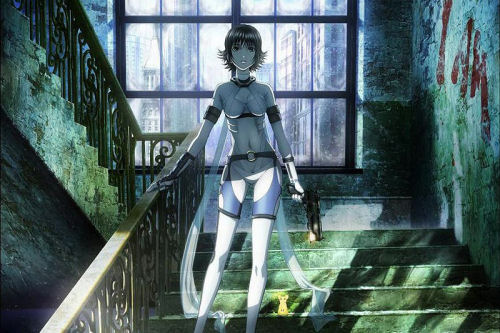 mardock-scramble Famous Sci-Fi Light Novel Returns after 10 Years!