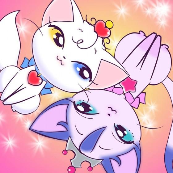 coco-and-nico-560x373 Cat Princess Anime CoCO & NiCO Announced for April