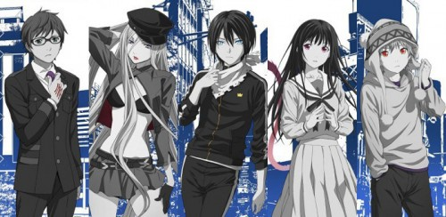 Top 10 Coolest Noragami Characters Best List