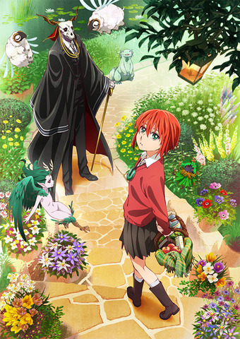 ancient-magus-bride-560x315 The Ancient Magus Bride Anime Announced!