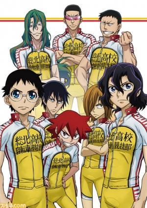 yowamushi-pedal-wallpaper-560x320 Yowamushi Pedal 3rd Season Visuals Revealed!