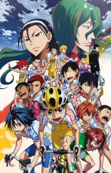 yowamushi pedal movie dvd