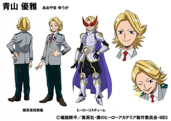 boku-no-hero-academia-560x366 Boku no Hero Academia Gets New Cast & Characters!