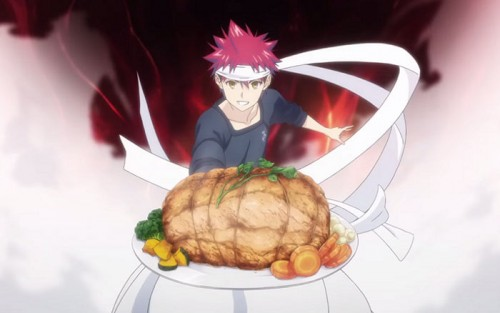 3 the way to a mans heart syokugeki no soma PV