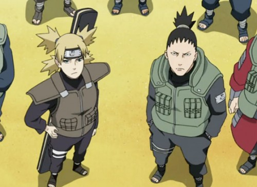5 Naruto Shippuden Capture