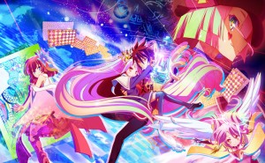 No Game No Life Movie Confirmed! [Update:Story Revealed]