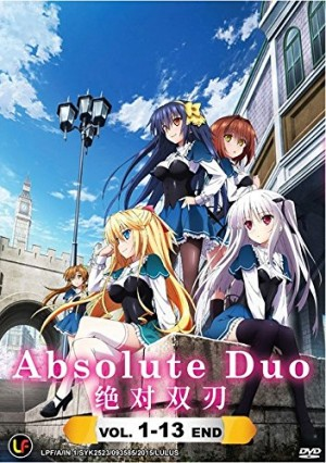 Absolute Duo DVD