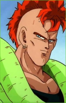 Artificial Human 16 Android 16 Dragon Ball