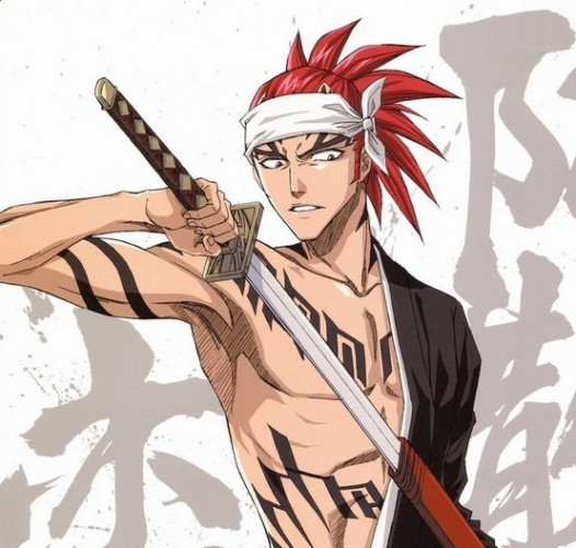 BLEACH wallpaper Renji Abarai