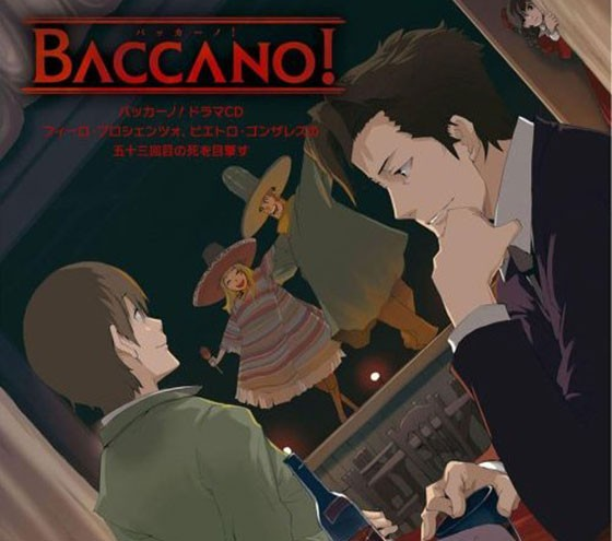 Baccano wallpaper