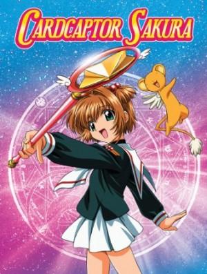 Cardcaptor Sakura dvd