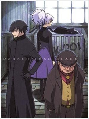 DarkerThanBlack dvd