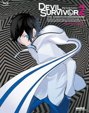 Devil Survivor dvd