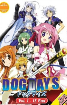 Dog-Days-wallpaper-636x500 Top 10 Anime Kitsune Girl (Fox Girl)