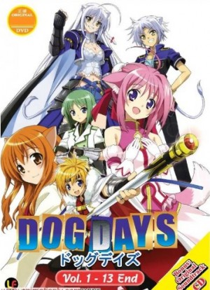 Dog Days dvd