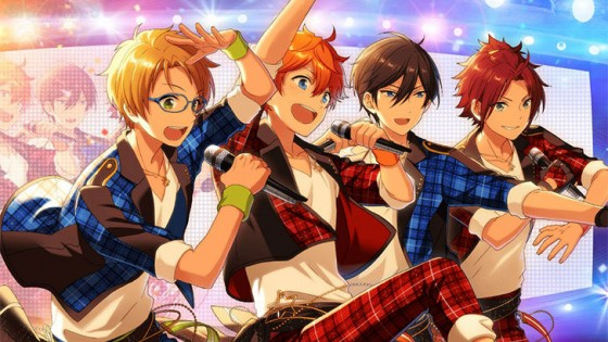 Ensemble Stars game Wallpaper