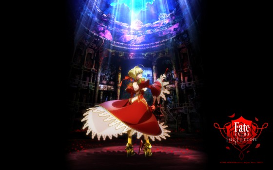 FateExtra-Last-Encore-WP-Oficial-560x350 Most Anticipated Anime for ALL of 2016. [Japan Poll]