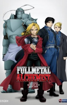 Full Metal Alchemist dvd