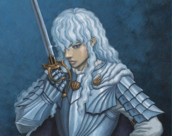Griffith Berserk Wallpaper
