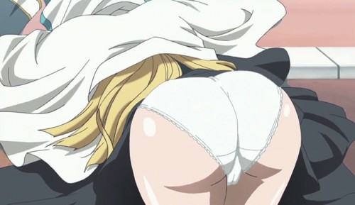 Punch-Line-wallpaper1-700x446 Top 10 Anime Panties