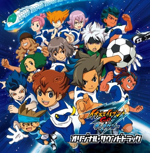 Inazuma Eleven Go wallpaper