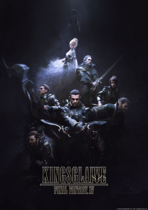 Final Fantasy XV Full CG Movie KINGSCLAIVE & 5 Episode Short Anime Confirmed!