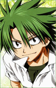 Kousuke Ueki The Law of Ueki