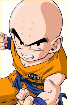 Kuririn Dragon Ball