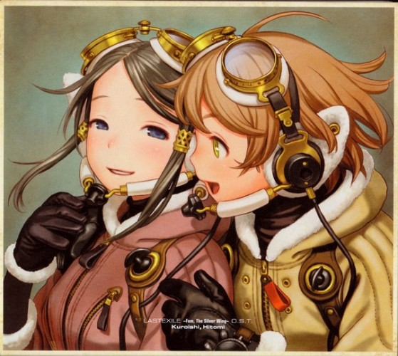 Last Exile Ginyoku no Fam wallpaper
