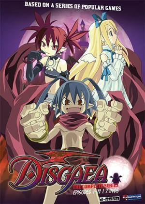 Makai Senki Disgaea dvd