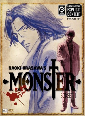 Monster dvd